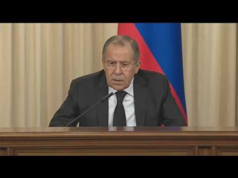 Лавров осудил отказ Киева принять спецзаявление ООН по поводу смерти Чуркина