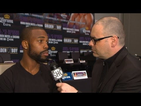 News Update Abril vs Bogere  SHOWTIME Boxing