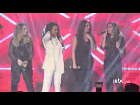 Little Mix Performing At The X Factor Dubai video