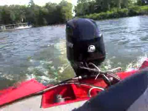 2009 Bass Tracker PT 175 60 H.P Mercury 4 Stroke