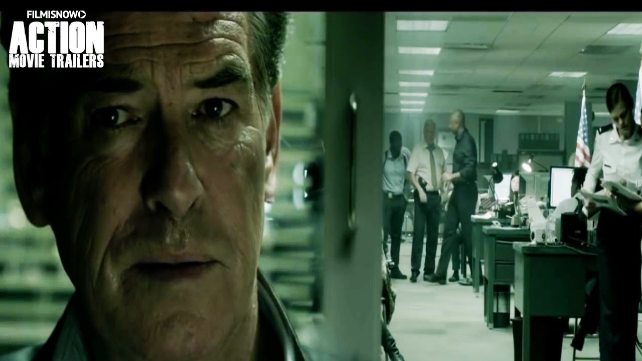 I.T. - action crime thriller starring Pierce Brosnan | Trailer + Clip 'He has a Gun' [HD]