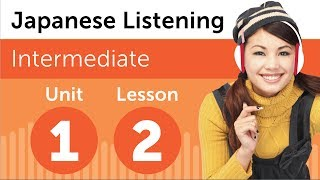 Japanese Listening Comprehension - Booking a Hotel in Japan