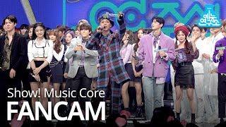 예능연구소 직캠 Mino FiancÉ 송민호 아낙네 No 1 Encore Ver Ashow Music Core 20181215