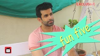 Fun Fives with Namik Paul | Exclusive | Feature | Tellychakkar