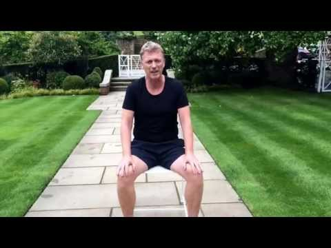 David Moyes Ice Bucket Challenge