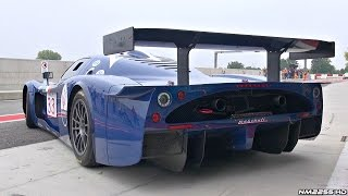 Maserati MC12 Corsa - One Of The Best Sounding Maseratis Of All Time!