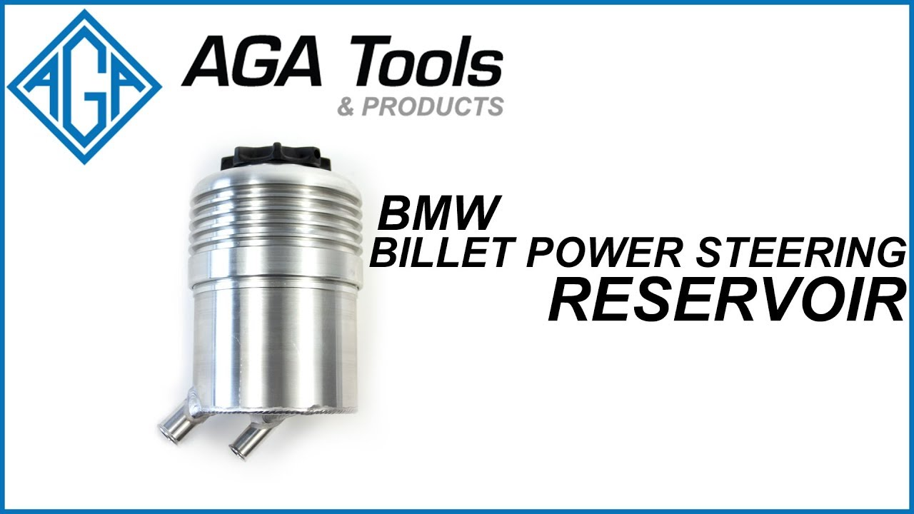 bmw billet power steering reservoir youtube. Cars Review. Best American Auto & Cars Review