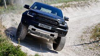 2019 Ford Ranger Raptor - Monster Truck !!