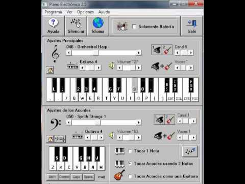 piano 2 5 la danza de los turros