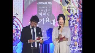 Yongshin ( Park Shin Hye said 'I like FTIsland and CNBlue').wmv