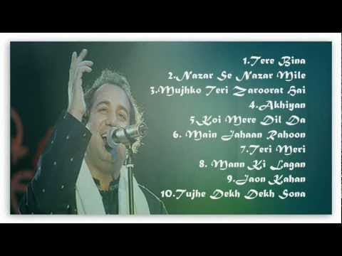 Hindi Full Album..Rahat Fateh Ali Khan ..((Click To Play Song...