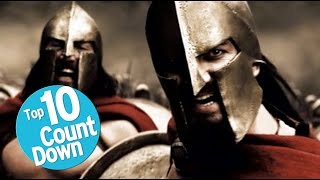Top 10 Historically Inaccurate Movies