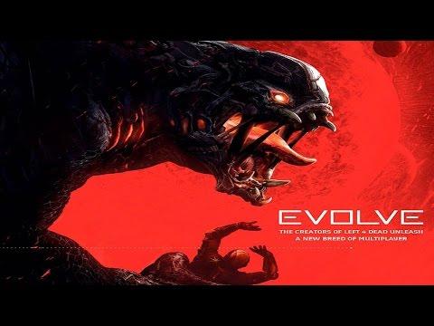 Evolve《惡靈進化》直播搞笑精華 - 隻有我最厲害玩 ? [老吳x娜娜x小白]