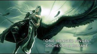 "ORCHESTRAL REMAKE | ""One Winged Angel"" (Sephiroth's Theme)"