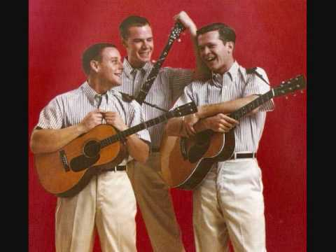 Kingston Trio - Coast Of California