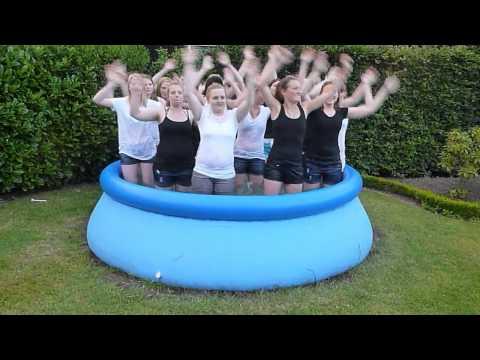 Cold Water Challenge Damenkompanie Sassenberg