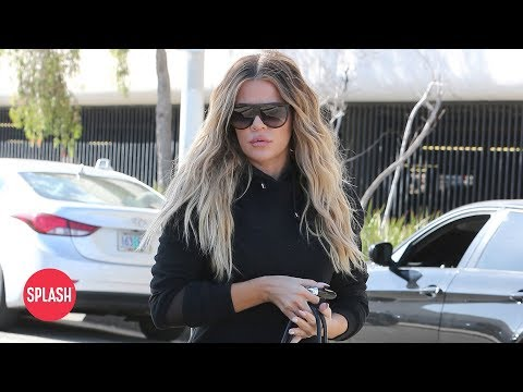 Khloé Kardashian is Expecting a Boy!| Daily Celebrity News | Splash TV