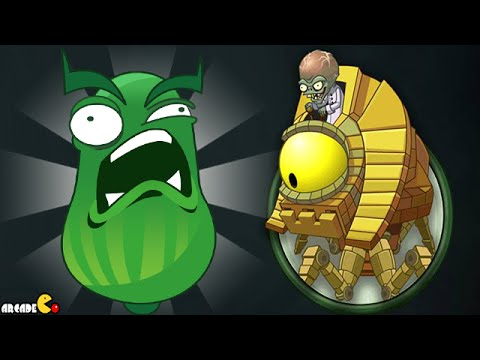Plants Vs Zombies 2: Ancient Egypt Zomboss Endless Waves Daily Challenge! ( China Version)