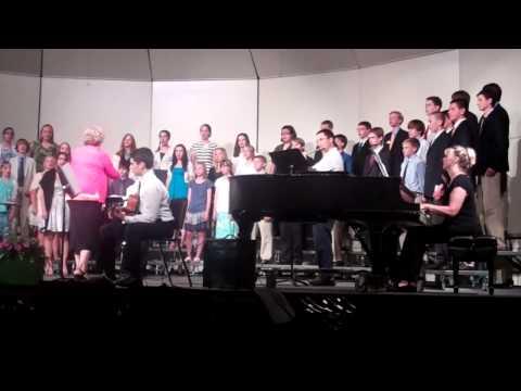 ULS University Lake School Spring Concert 5.3.12.