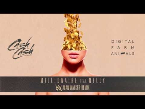 download lagu Cash Cash & Digital Farm Animals - Millionaire Ft. Nelly  Alan Walker Remix gratis