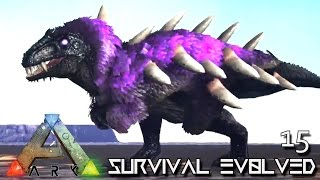 ARK: SURVIVAL EVOLVED - NEW GIGA DODOREX IMMORTAL ARMOR !!! E15 (MOD ARK ETERNAL CRYSTAL ISLES)
