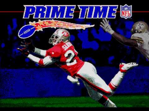 The intro theme for the 1995 Sega-made NFL game remixed by me.
