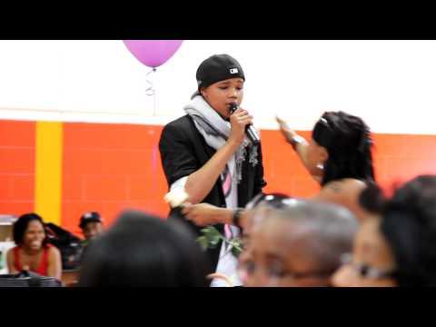 YMCA Roxbury, MA Mothers Day Performance.