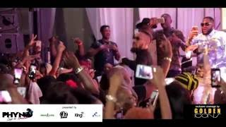 Phyno   Alobam [Official Concert Video] - Houston, Texas