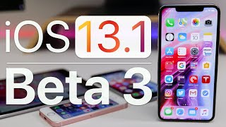 iOS 13.1 Beta 3 is Out! - What's New?