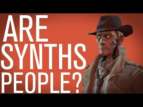 Should Synths Be Given Human Rights? - Rethinking Fallout 4