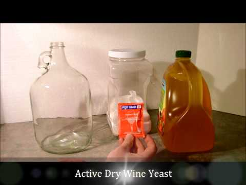 How To Make Homemade Apple Pie Wine *Quick, Cheap & Easy* Part 1 Of 2