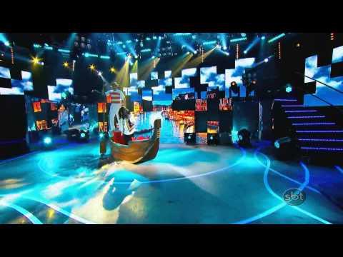 Máquina da Fama (26/05/14) - Cover de Laura Pausini surpreende Patricia