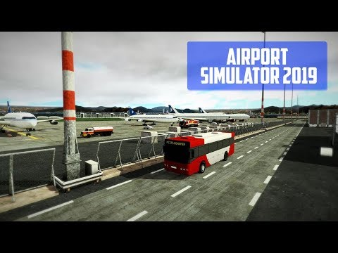 Обзор Airport Simulator 2019
