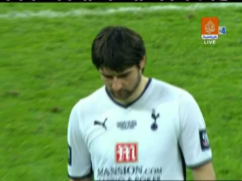 man utd v tottenham carling cup final full penalty shoot out (excellent quality)