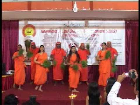 Aarumukhan Munnil Performance In Uae video