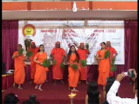 Aarumukhan Munnil Performance In Uae video