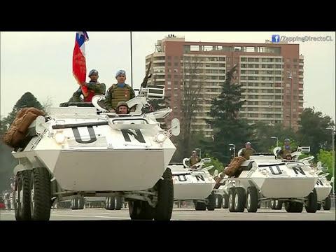 Gran Parada Militar 2013 - Chile, Santiago - 19/09/2013 - Completa (HD 720p)
