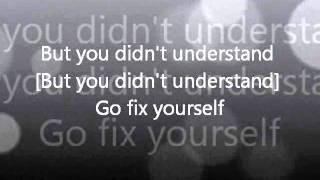 Papa Roach - Scars Lyrics