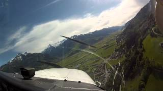 download lagu Crosswindlanding Zell Am See Lowz C172rg gratis