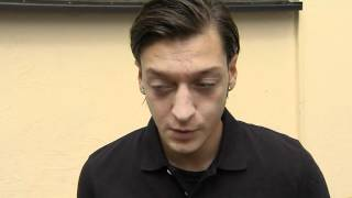 Interview Özil