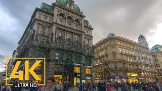 Vienna, Austria - 4K Documentary Film - No music only City Sounds - Top European Cities