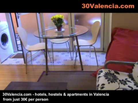 30Valencia.com - El Pilar BBQ Apartment, Valencia