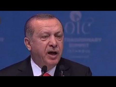 Эрдоган грозит войной