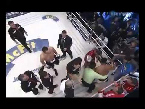 Виталий Кличко против  Одланьер Солис