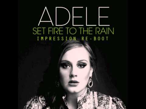 Adele - Set Fire to the Rain (Moto Blanco Edit)