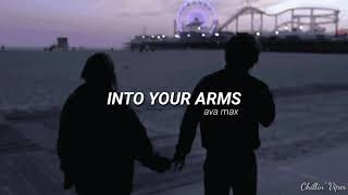 Download lagu into your arms (slowed reverb)