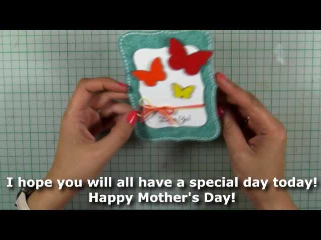 How-to video: Happy mother's day!