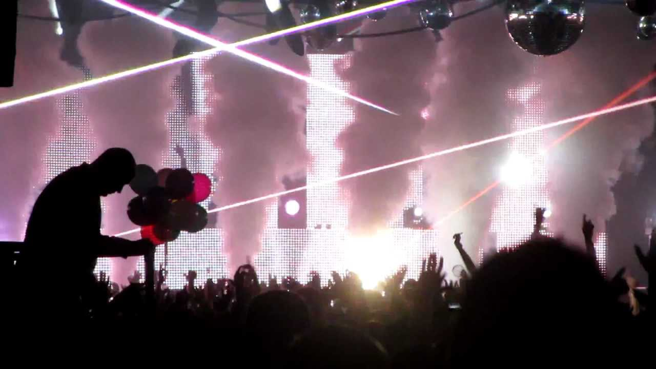 Knife Party Live Knife Party Live Pier 94 Nyc