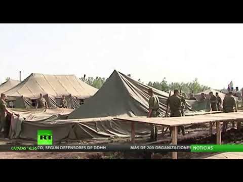 Putin ordena regresar a sus cuarteles a las tropas del simulacro en la región de Rostov