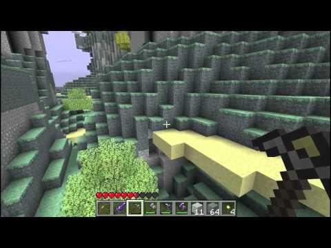 Minecraft Aether Mod Tour - Part 2